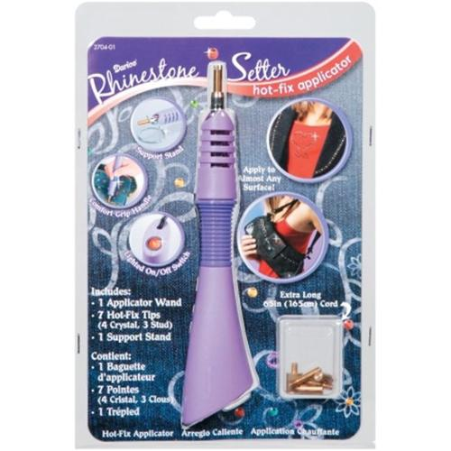 Darice 2704-01 Rhinestone Setter Hot-Fix Applicator