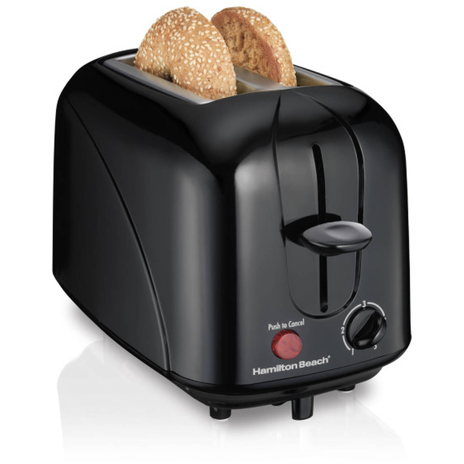 Hamilton Beach Cool-Touch 2-Slice Toaster, 22004