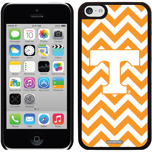 University of Tennessee Lined Chevron Design on iPhone 5c Thinshield Snap-On Case by Coveroo