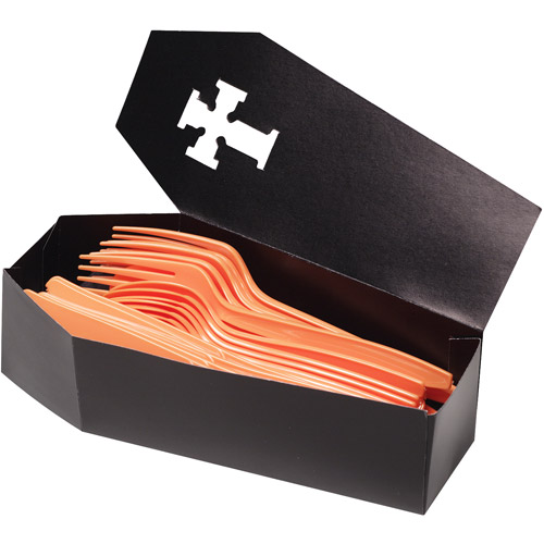 Halloween Coffin Treat Boxes