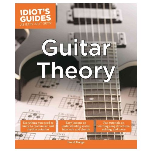 Idiot's Guides Guitar Theory