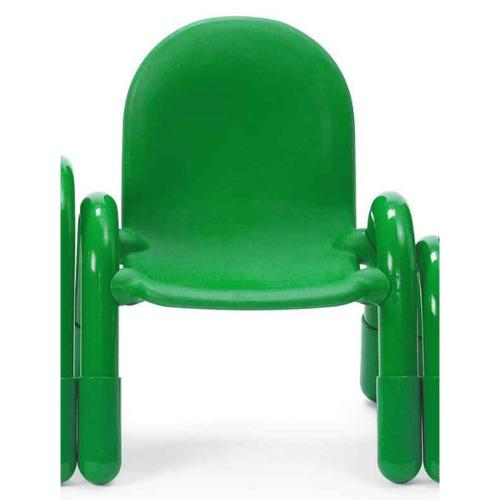 7 in. Chair in Shamrock Green