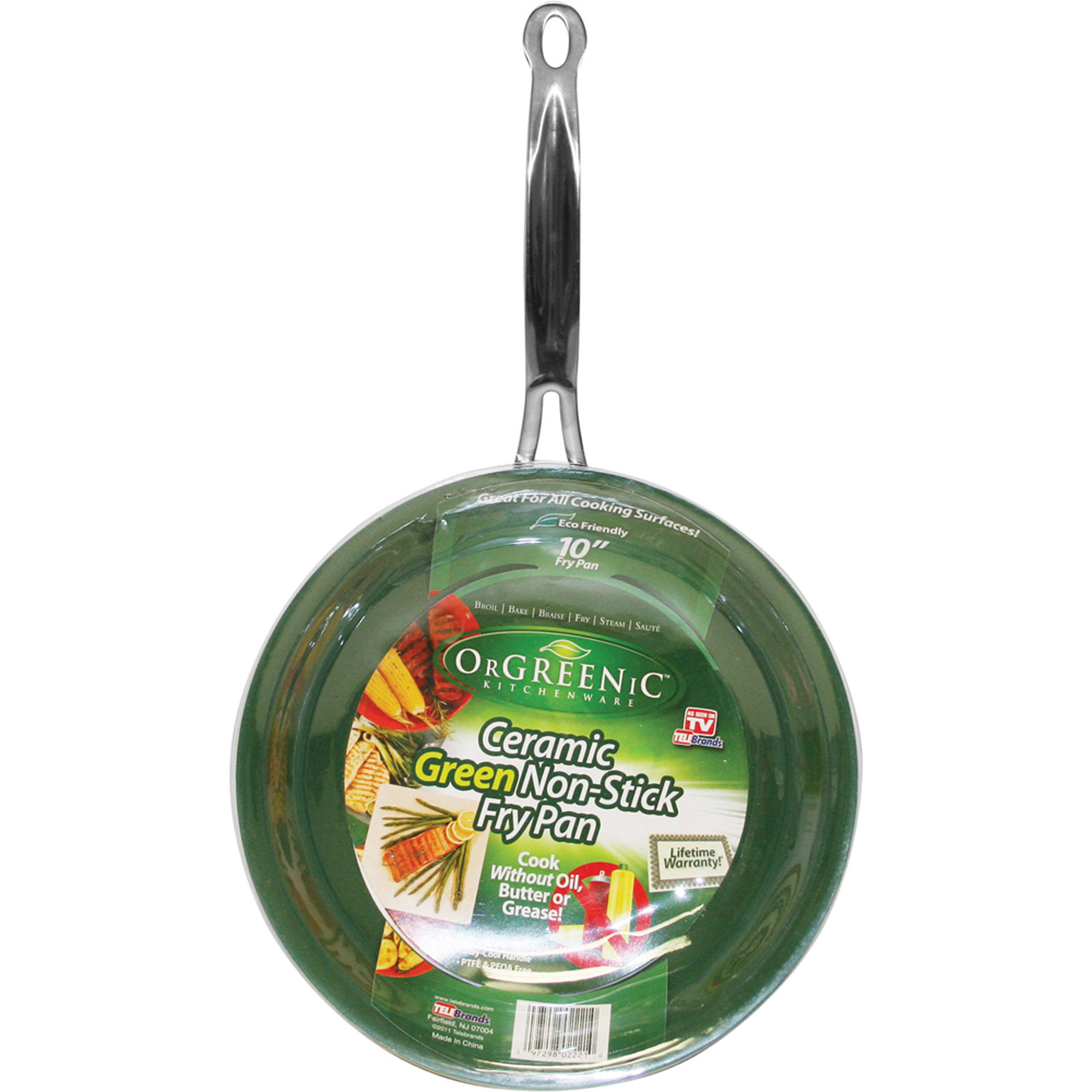 "Orgreenic 10"" Frying Pan"