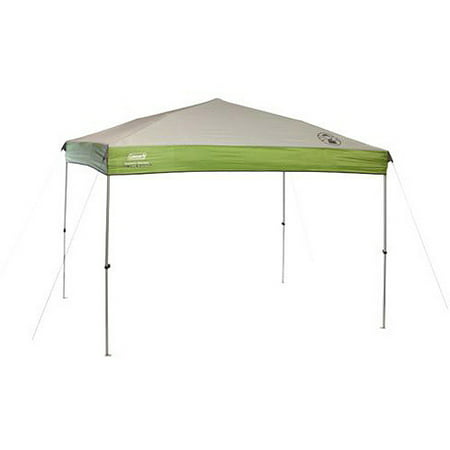 Coleman 9' x 7' Straight Leg Instant Canopy / Gazebo (63 sq. ft Coverage)