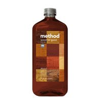 Method Wood For Good Floor Care Almond Scented 25 Oz