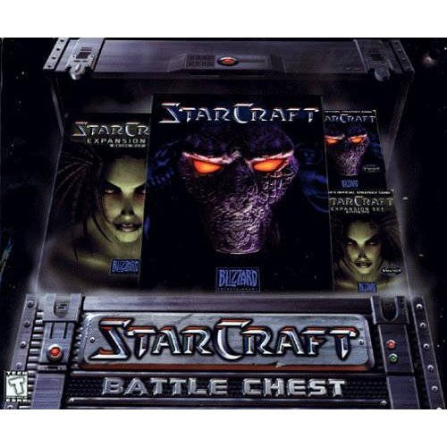 Limited Offer Starcraft: Battlechest Win / MAC (PC) Before Special Offer Ends