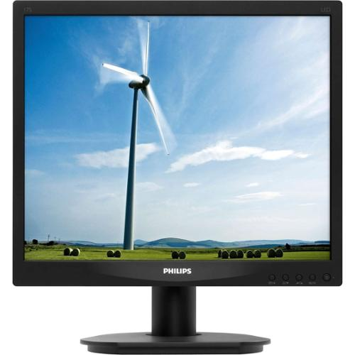 "Philips S-line 17S4LSB 17"" LED LCD Monitor"
