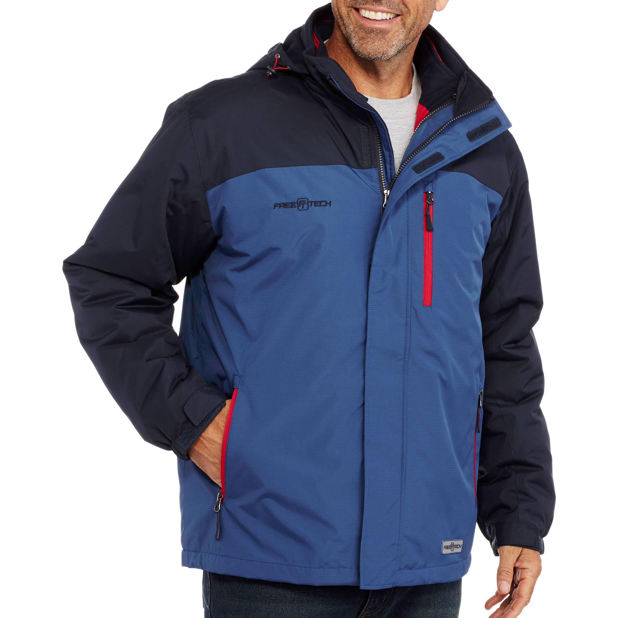 Free Tech Systems Men's Jacket