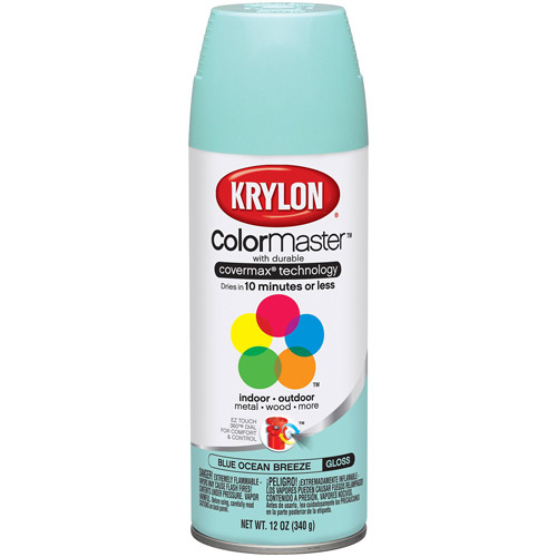 Krylon Colormaster Ocean Breeze
