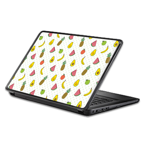 MightySkins Protective Vinyl Skin Decal Wrap for Universal Laptop Apple Asus Acer Dell Lenovo Sony Toshiba 11 13 15 17 sticker cover Fruit Friends