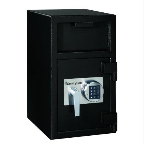 "Sentry Safe Dh-109e Electronic Lock Safe - 1.30 Ft - Electronic Lock Bolt[s] - 24"" X 14"" X 15.6"" - Black (DH109E)"