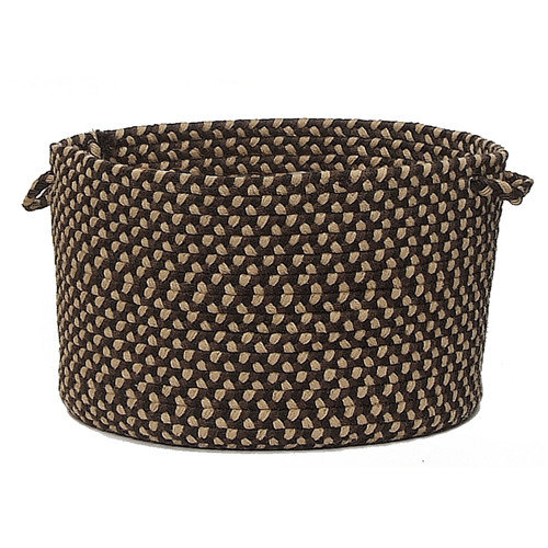 Colonial Mills Brook Farm Braided Utility Basket