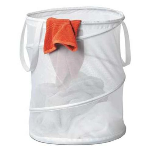 "19"" Pop Up Laundry Hamper, Honey-Can-Do, HMP-01260"