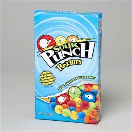 DDI 1335282 Sour Punch Punchies Candy Case Of 48