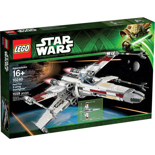 LEGO Star Wars Red Five X-wing Starfighter Play Set
