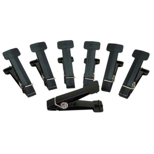Fabrication Enterprises 10-0845 Graded Pinch Finger Exerciser - 7 Replacement Pinch Pins - Black, X-Heavy