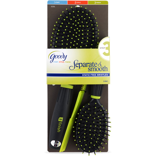 Goody Finish Cushion & Comb Combo Pack