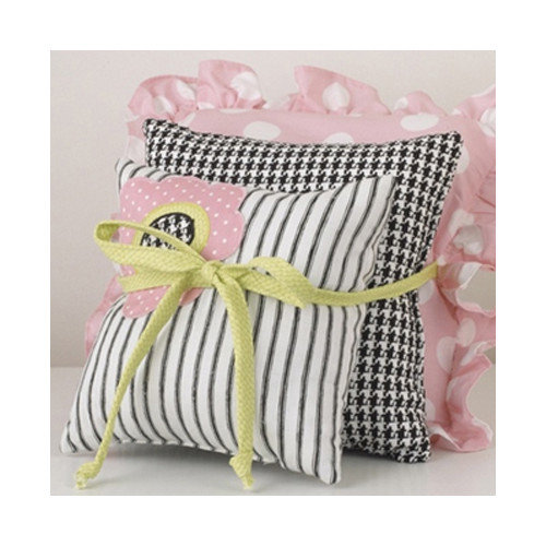 Cotton Tale Poppy 3 Piece Throw Pillow Set
