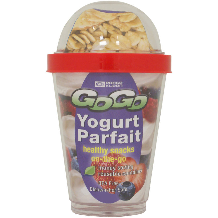 Range Kleen GO GO Yogurt Parfait, 13 oz