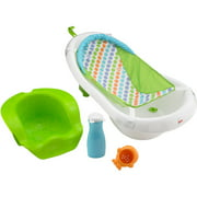 Fisher-Price 4-in-1 Grow-with-Me Tub (Choose Your Color)