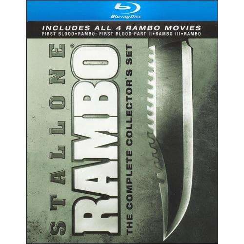 Rambo: The Complete Collector's Set (Blu-ray) (Widescreen)
