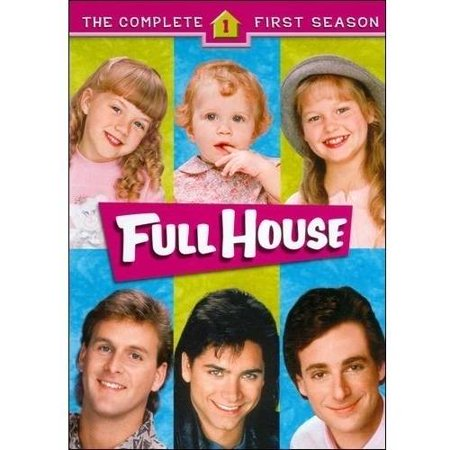 Full House  The Complete First Season  Full Frame