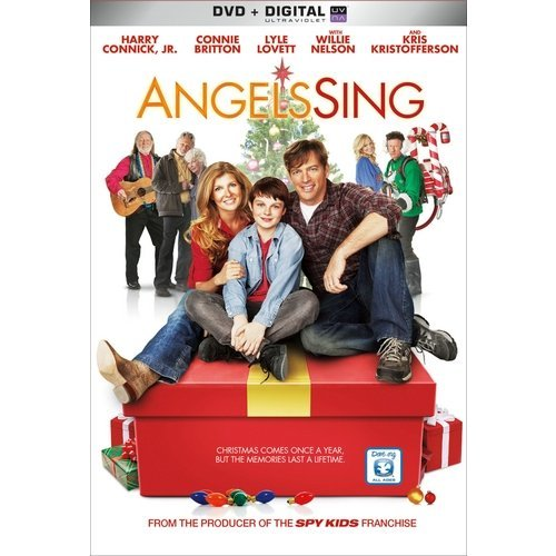 Angels Sing (DVD + Digital Copy) (With INSTAWATCH)