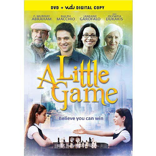 A Little Game (DVD + VUDU Digital Copy) (Walmart Exclusive) (Widescreen)