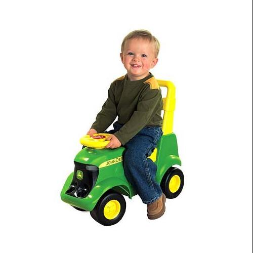 Learning Curve John Deere - Sit 'N' Scoot Activity Tracto...