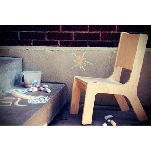 Sodura AOCH-NT Blonde Aero Kids Desk Chair