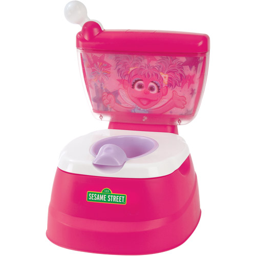Sesame Street Abby Cadabby Magical Potty Chair