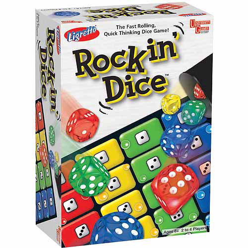 Ligretto Rockin' Dice