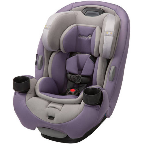 Safety 1st 3-in-1 Grow and Go EX Air Convertible Car Seat, Silverberry Ash