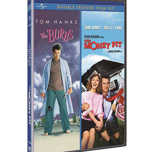 The 'Burbs / The Money Pit (Widescreen)