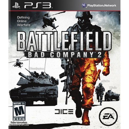 Playstation 3 - Battlefield Bad Company 2