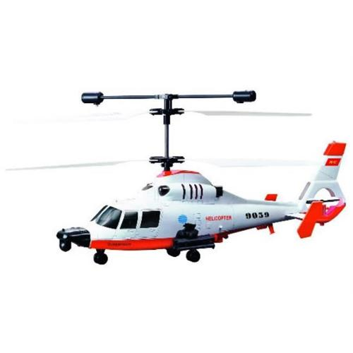 Microgear EC10191-O Microgear Radio Controlled RC 3. 5 Channel GunShip Helicopter with GYRO