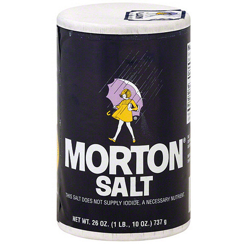 Morton Season-All Seasoned Salt, 26 oz (Pack of 24)