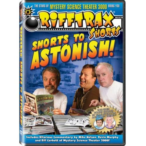 RiffTrax Shorts: Shorts To Astonish (Widescreen)
