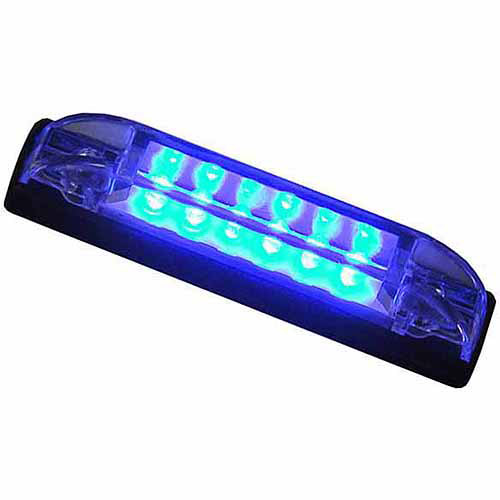 Shoreline Marine LED Utility Strip Light, Blue