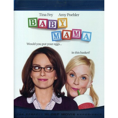 Baby Mama (Blu-ray) (Widescreen)