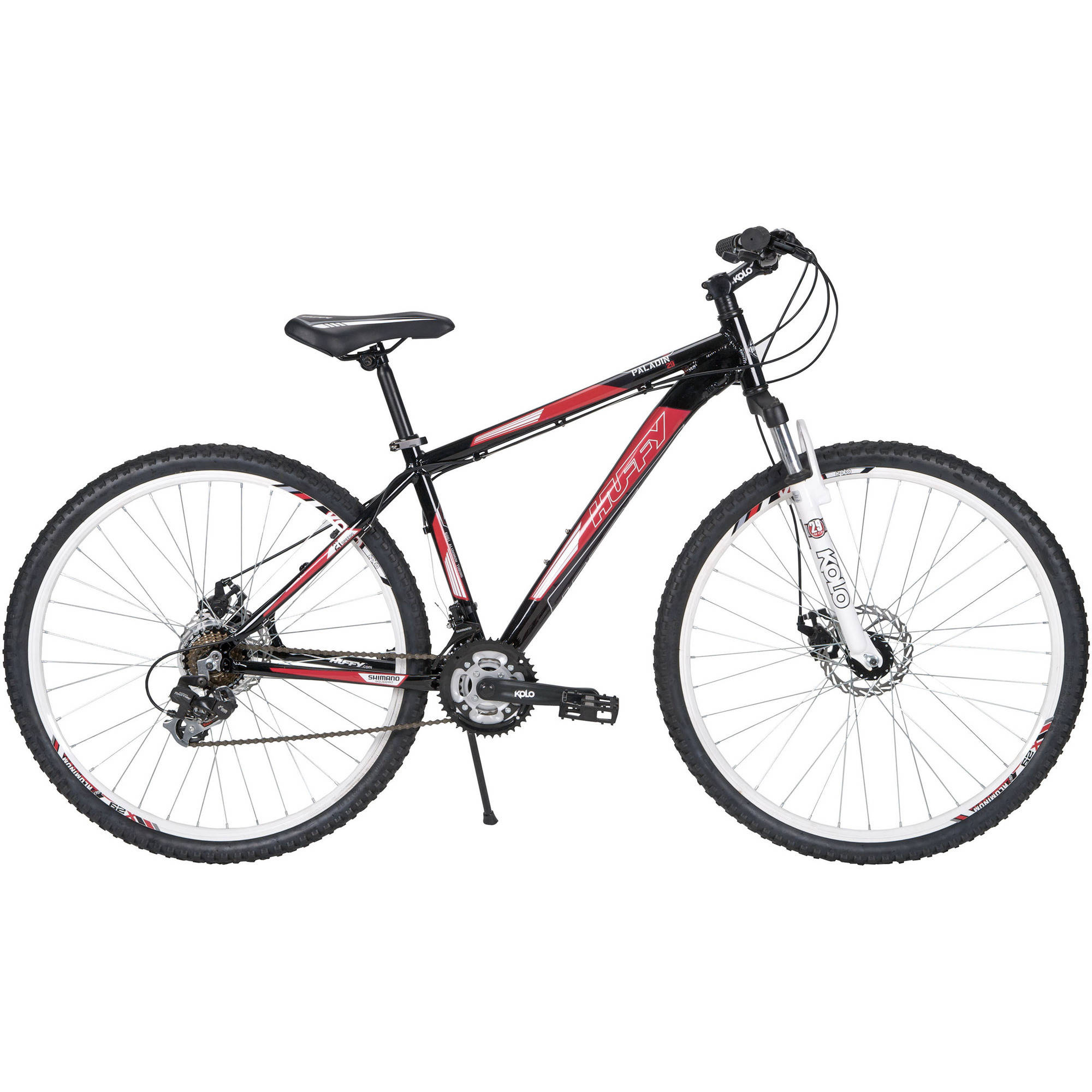"29"" Huffy Phalanx Men's Mountain Bike, Black"