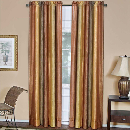 Ombre Curtain Panel