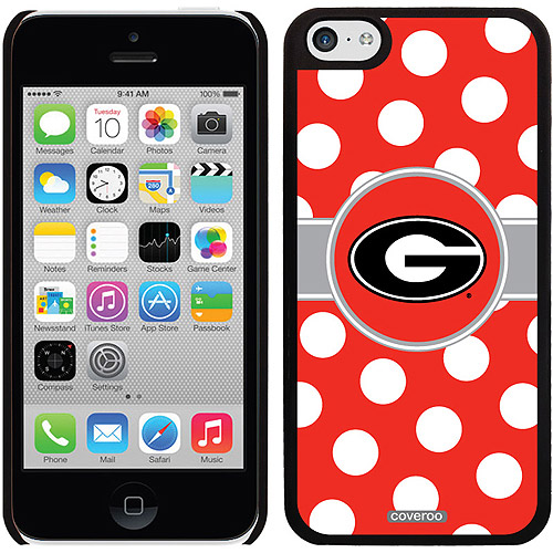 Georgia Polka Dots Design on iPhone 5c Thinshield Snap-On Case by Coveroo