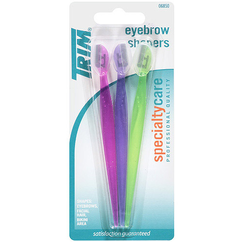 Trim Specialty Care Eyebrow Shapers