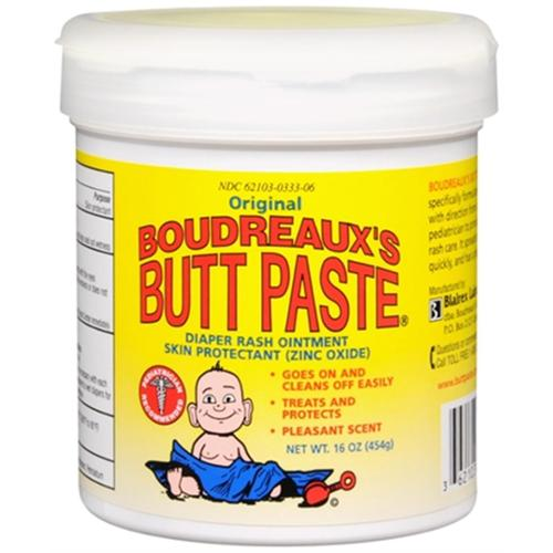 Boudreaux's Butt Paste 16 oz (Pack of 3)