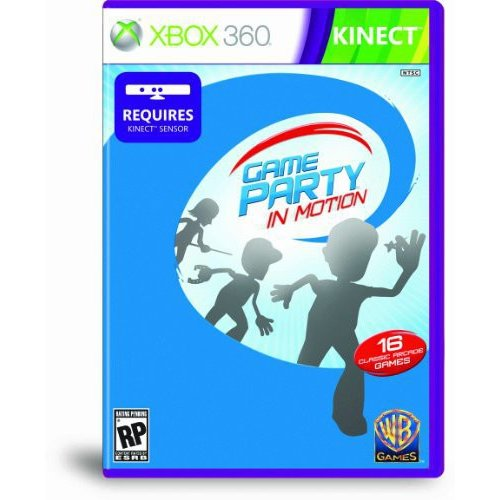 Kinect Game Party: In Motion (Xbox 360)