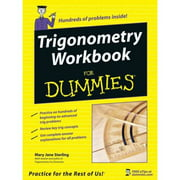Trigonometry Workbook For Dummies