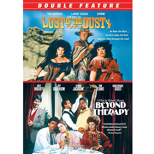 Lust In The Dust / Beyond Therapy (Widescreen)