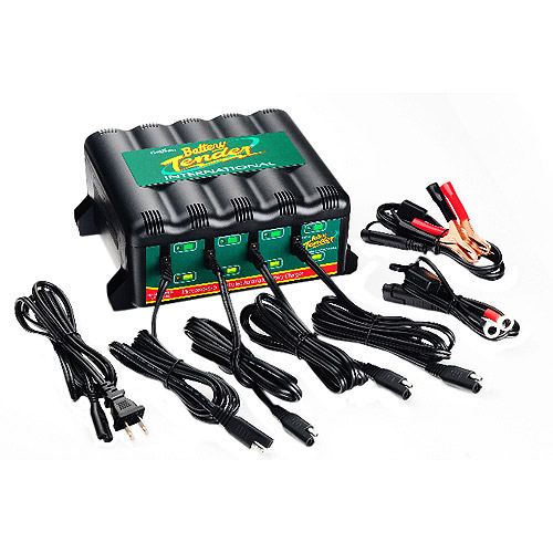 Battery Tender 4-Bank Battery Management System
