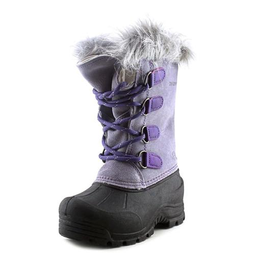 Northside Snow Drop II Youth US 11 Purple Snow Boot